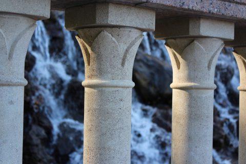 Construction de colonnes
