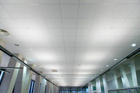 Les principes d'un plafond démontable