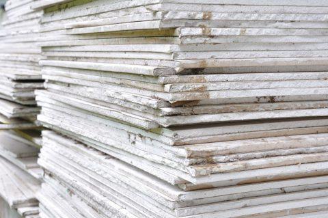 Caractéristiques de la plaque de plâtre hydrofuge